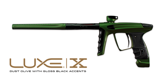 DLX LUXE X - GREEN/BLACK