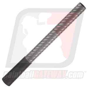 "Deadlywind Inception Designs Stella Carbon Fiber Barrel Whip Tip - 18"" .688 - (#3A19)"