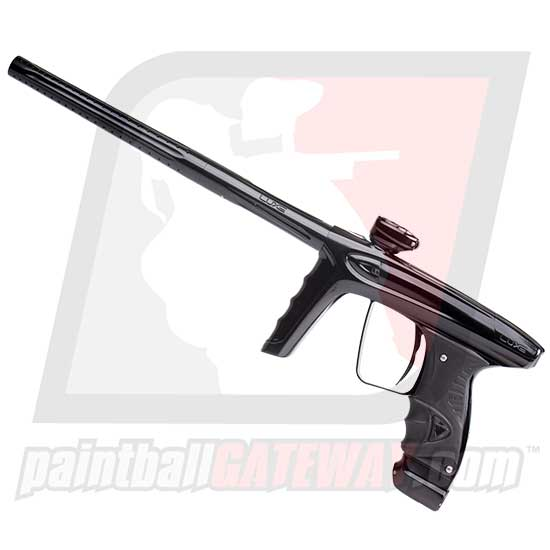 DLX Luxe Ice Paintball Gun - Polished Black/Black