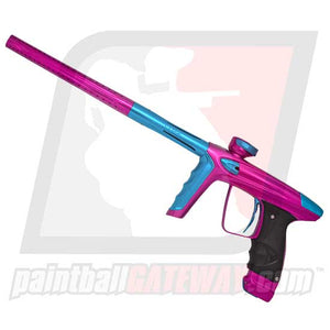 DLX Luxe Ice Paintball Gun - Polished Pink/Teal