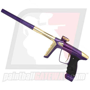 DLX Luxe Ice Paintball Gun - Polished Purple/Gold