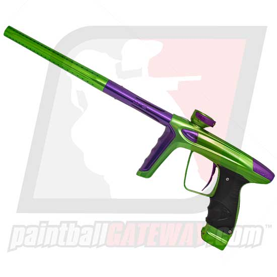 DLX Luxe Ice Paintball Gun - Polished Slime/Purple