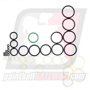 DLX Luxe O-Ring Seal Kit - (#3N31)