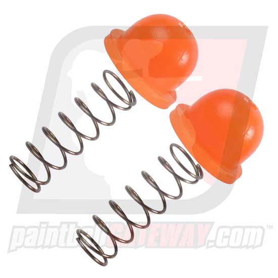 Dye DM/PM Ball Detent with Spring Kit - Orange - (#CL25-01)