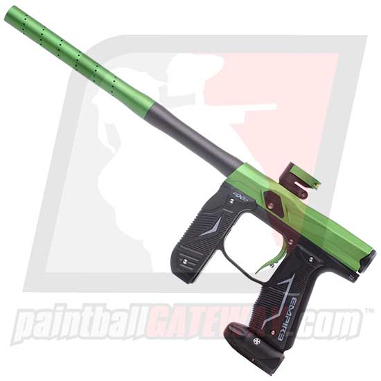 Empire AXE 2.0 Paintball Gun - Dust Black/Green