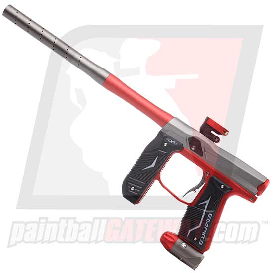 Empire AXE 2.0 Paintball Gun - Dust Red/Grey