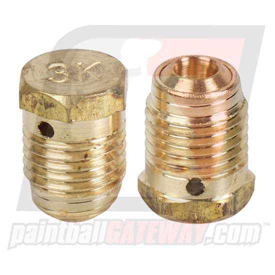 Empire Burst Disc 3000psi (2 Pack) - Brass - (#3M34)