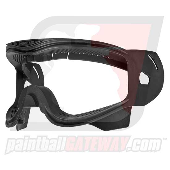 Empire E-Flex Goggle Frame Only - Black - (#CL16)