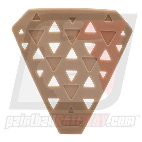 Empire EVS Goggle AirSoft Grill Plate - Tan - (#3Q22)
