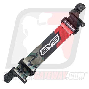 Empire EVS Goggle Strap Assembly - Custom Camo/Red - (#3H27)