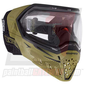 Empire EVS Paintball Goggle System - Olive/Black
