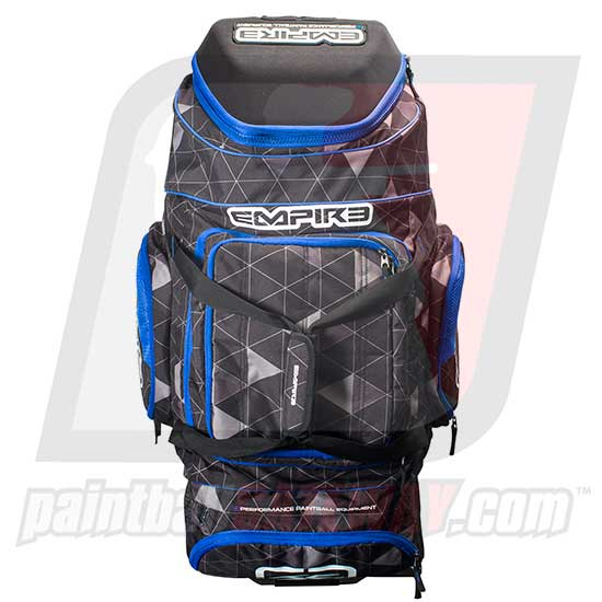 Empire F6 Gear XLT Roller Bag with Goggle Case