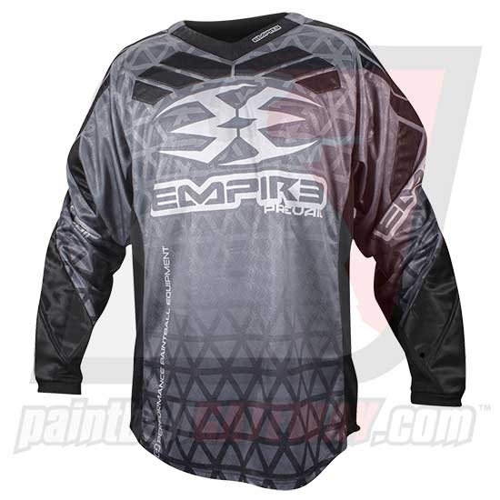 Empire F6 Prevail Jersey - Black