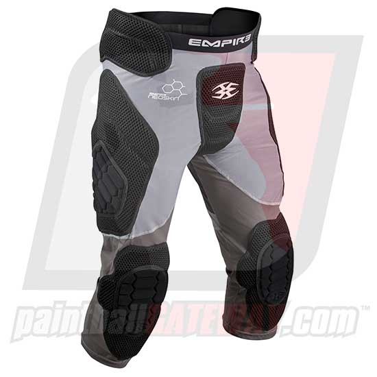 Empire NeoSkin Slide Shorts w/Knee Pads