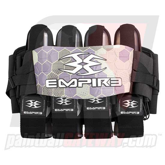 Empire FT Compressor Pack Paintball Harness - Hex Tan 4+7 - (#Q30)