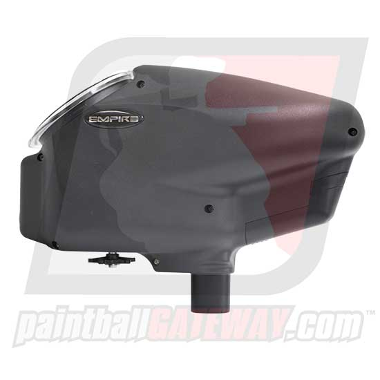 Empire Halo Too Loader V2 (Tool-Less Battery Door/RIP Drive) - Matte Black - (#B1)