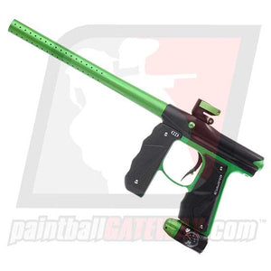 Empire MINI GS Paintball Gun - Dusk Black/Neon Green