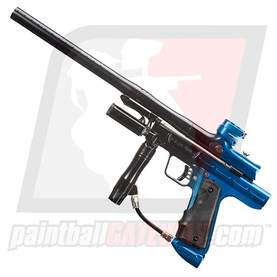 Empire Resurrection Autococker - Polished Fade Black/Blue