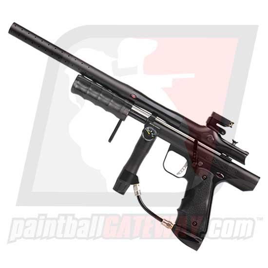 Empire Sniper Pump Gun with Barrel Kit - Black Dust