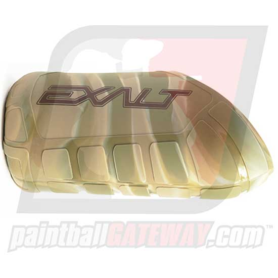 Exalt 48ci Alloy Compressed Air Tank Cover - Jungle Camo