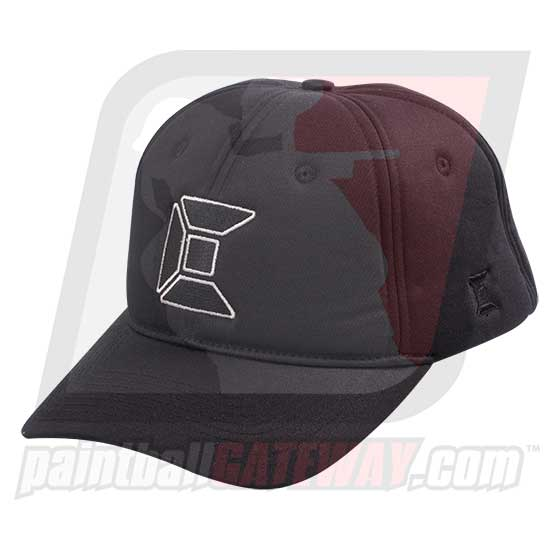 Exalt Bounce Cap/Hat - Black Small/Medium - (#S13)