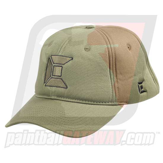 Exalt Bounce Cap/Hat - Olive Small/Medium - (#S8)