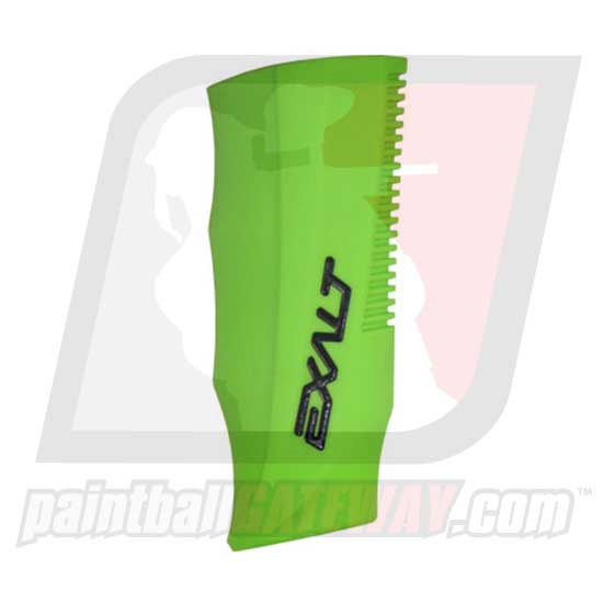 Exalt DLX Luxe Regulator Grip Cover - Lime/Black