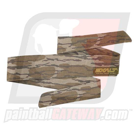 Exalt Headband - Bark Horizontal