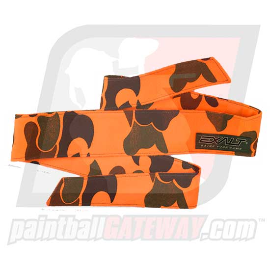 Exalt Headband - Blazed Orange Woodland