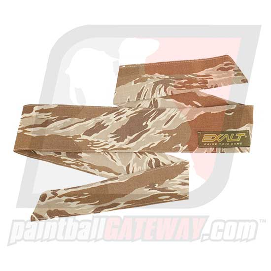 Exalt Headband - Tan Desert Tiger Horizontal