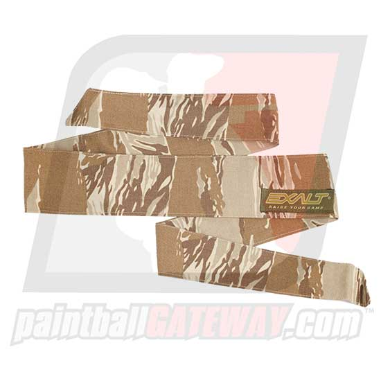 Exalt Headband - Tan Desert Tiger Vertical