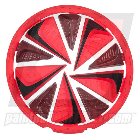 Exalt Dye Rotor Loader Fast Feed Lid - Red