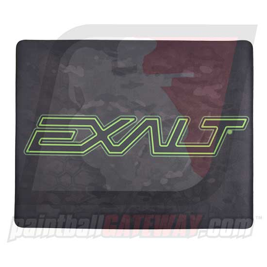 Exalt Tech Mat - Black - (#V34)