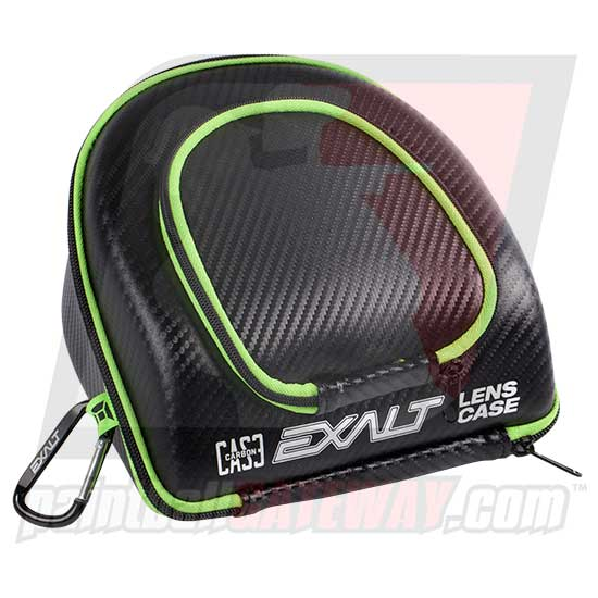 Exalt Lens Case - Carbon Black - (#Q9)
