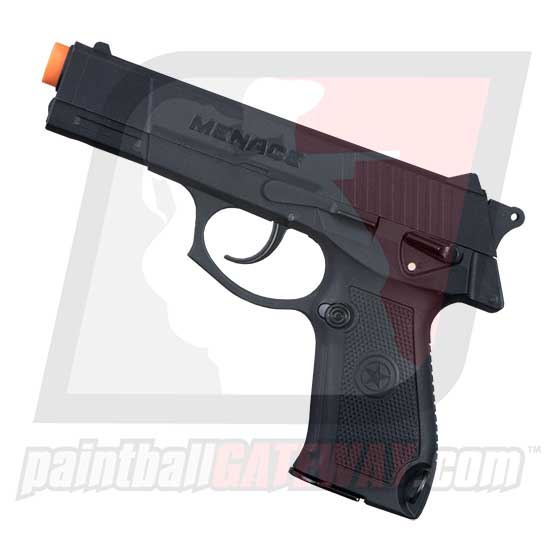 GI Sportz Menace .50 Cal Paintball Pistol - Black