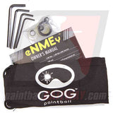 GOG eNMey Paintball Gun RENTAL - Black