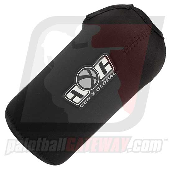 GXG 48ci Alloy Compressed Air Tank Cover - Black