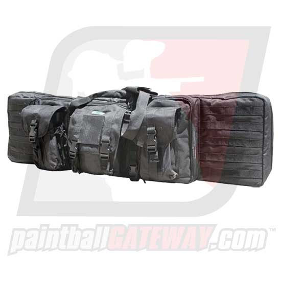 GXG Deluxe Tactical Gun Case - Black