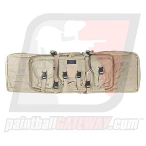 GXG Deluxe Tactical Gun Case - Khaki