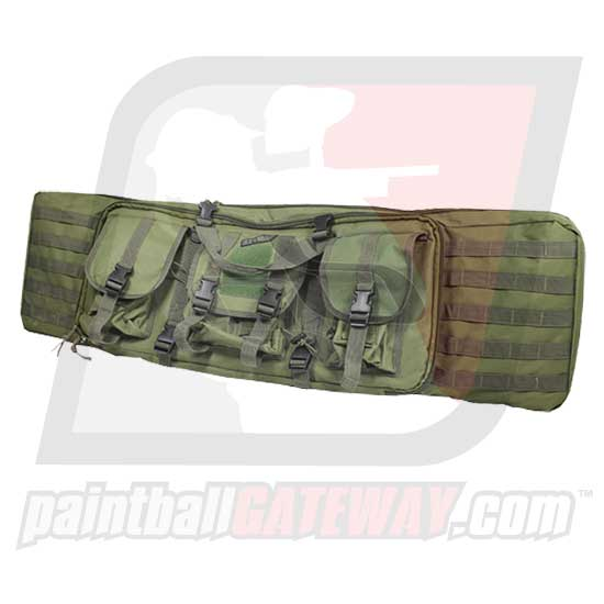 GXG Deluxe Tactical Gun Case - Olive