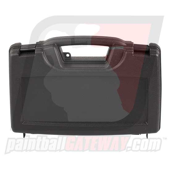 GXG Square Pistol Case - Black - (#P25)