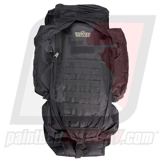 GXG Tactical Backpack - Black