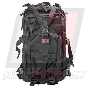 GXG TX Mini Tactical Backpack - Black - (#E4)