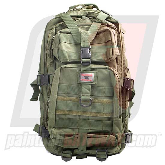 GXG TX Mini Tactical Backpack - Olive - (#E4)