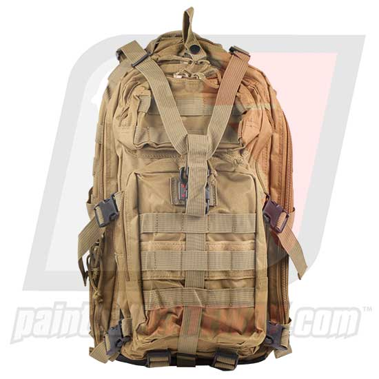 GXG TX Mini Tactical Backpack - Tan - (#F2)