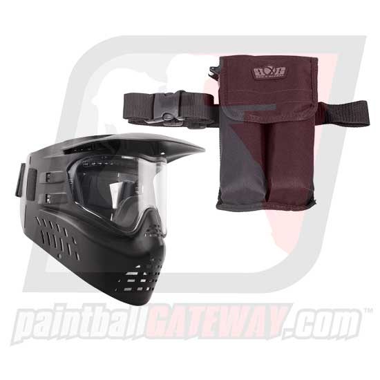 GXG XVSN Goggle and 2 Pod Harness Combo