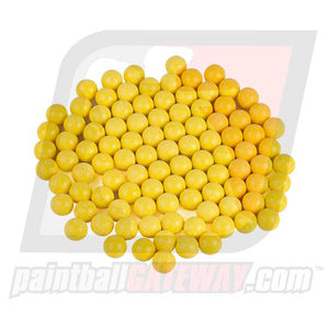 GXG Z Balls Reusable Reball Practice Paintballs - 100 Rounds - (I3-1)