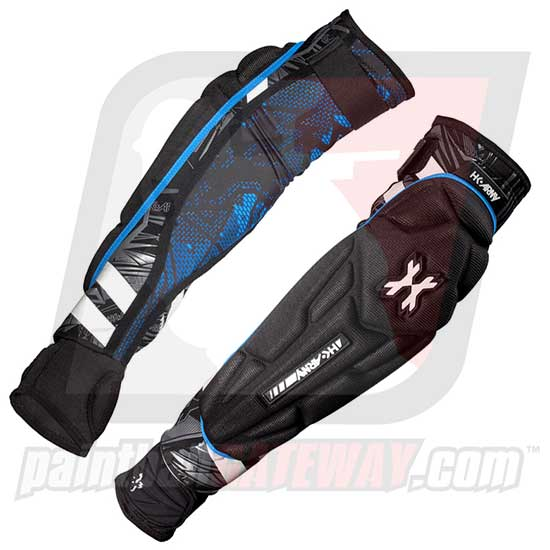 HK Army Crash Arm Pads - BLACK