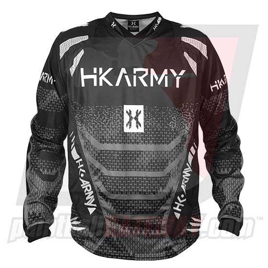 HK Army Freeline Jersey - Graphite - Grey/Black