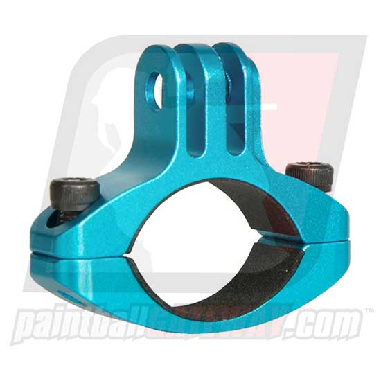 HK Army GoPro Barrel Camera Mount - Blue